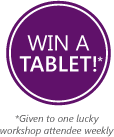 Win a Tablet!